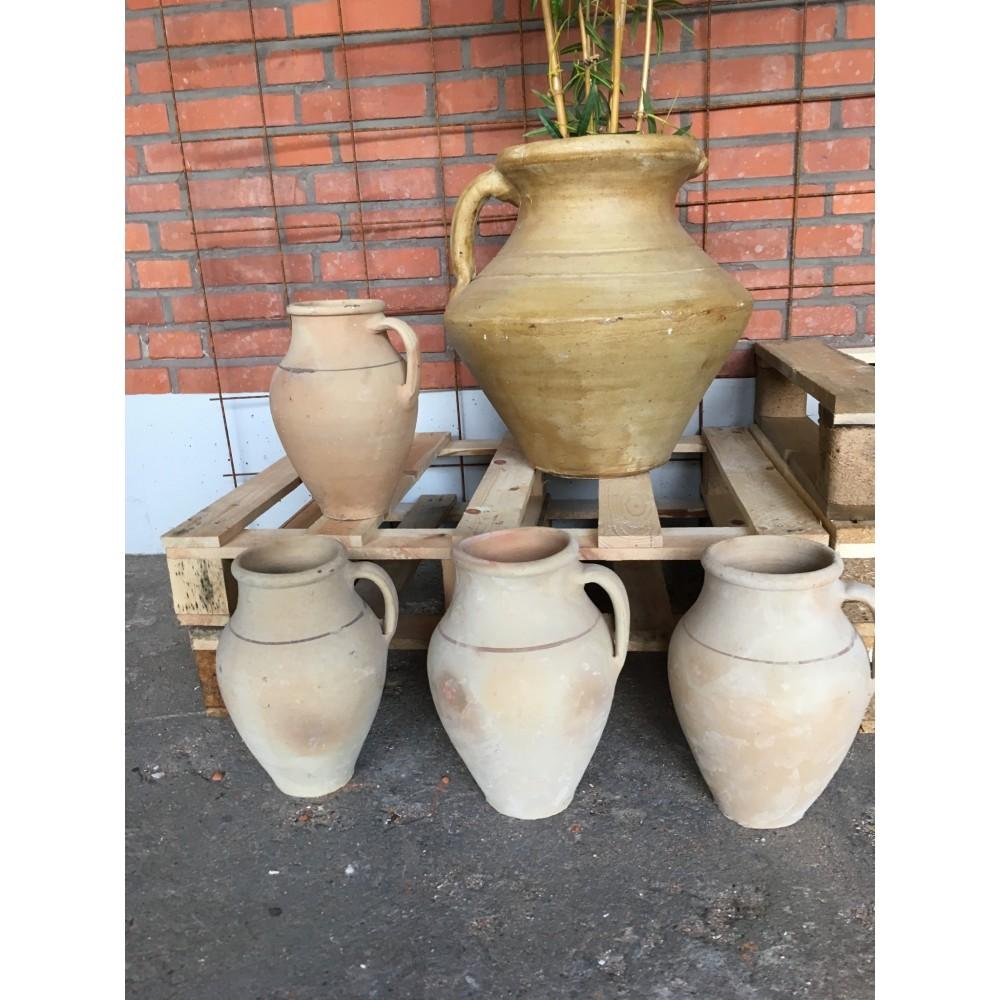 Store Mexikanske Gulv Kande/Vaser-34