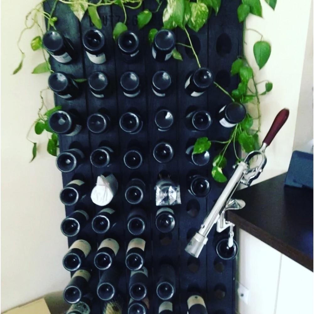 Enkelt Side Pupitre Champagne/Vin Reol-310