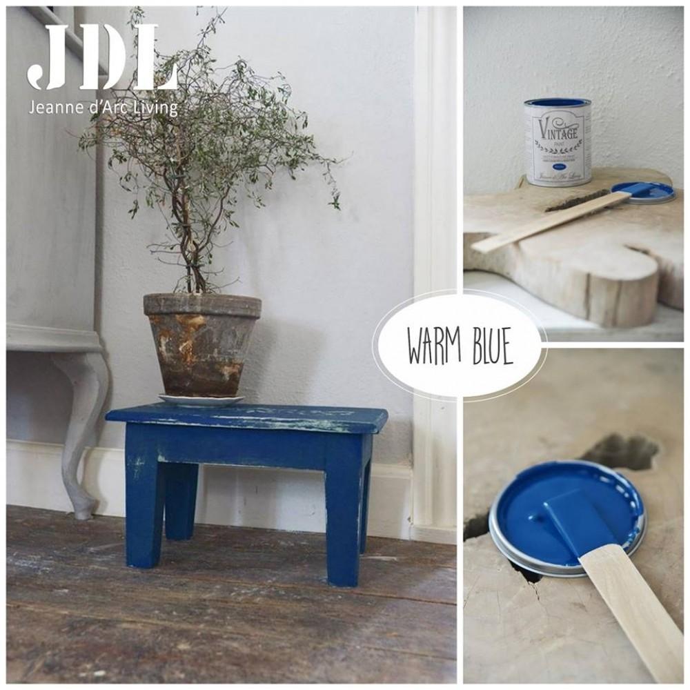 Warm Blue Vintagepaint-32