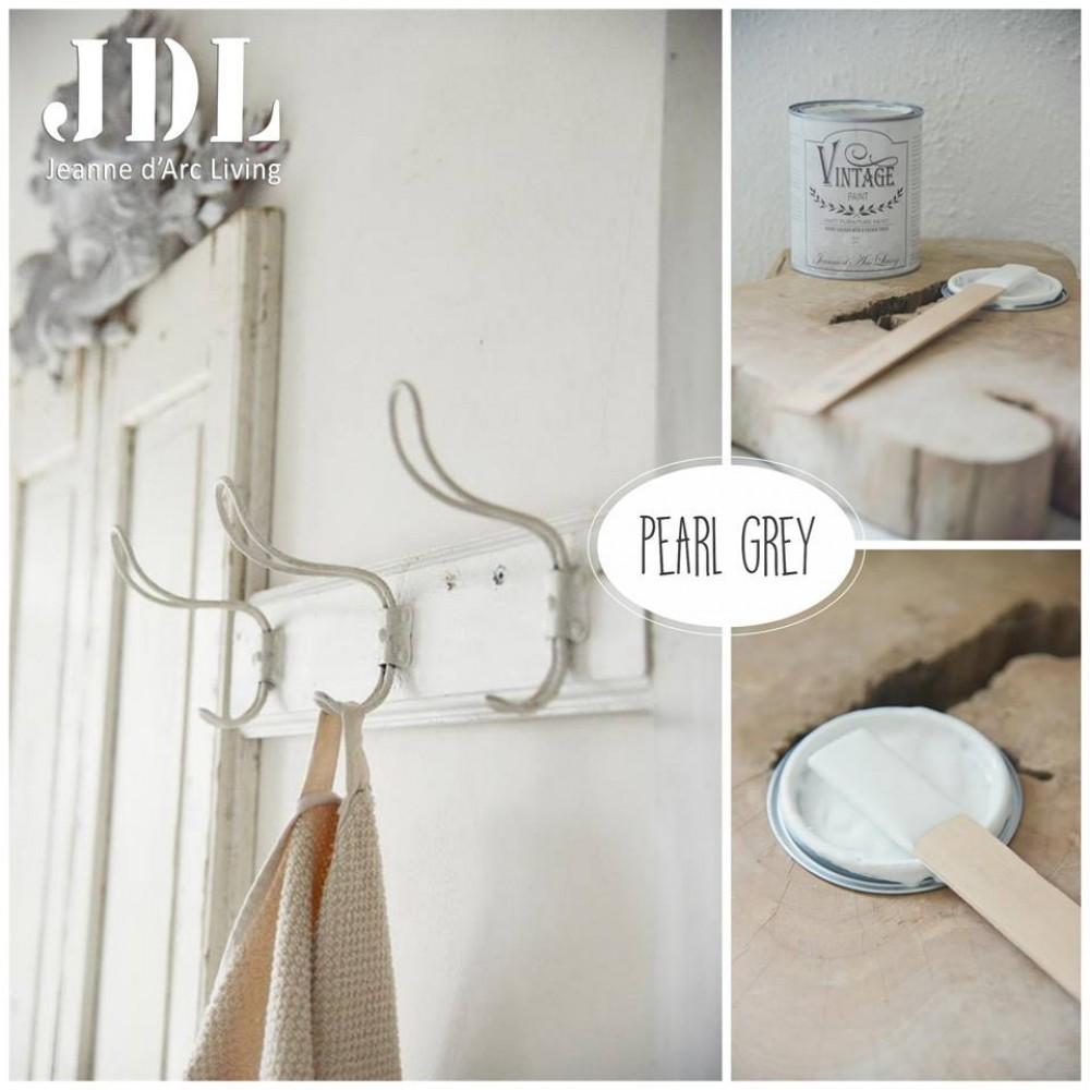 Pearl Grey Vintage Wall Paint-32