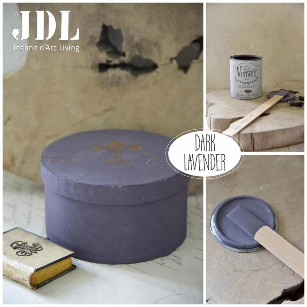 Dark Lavender Vintagepaint-33