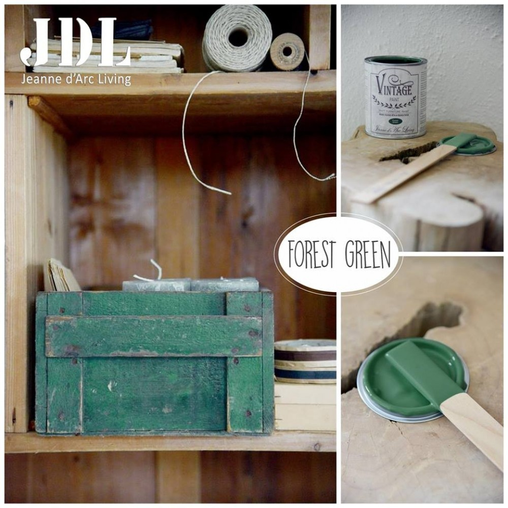 Forest Green Vintagepaint-31