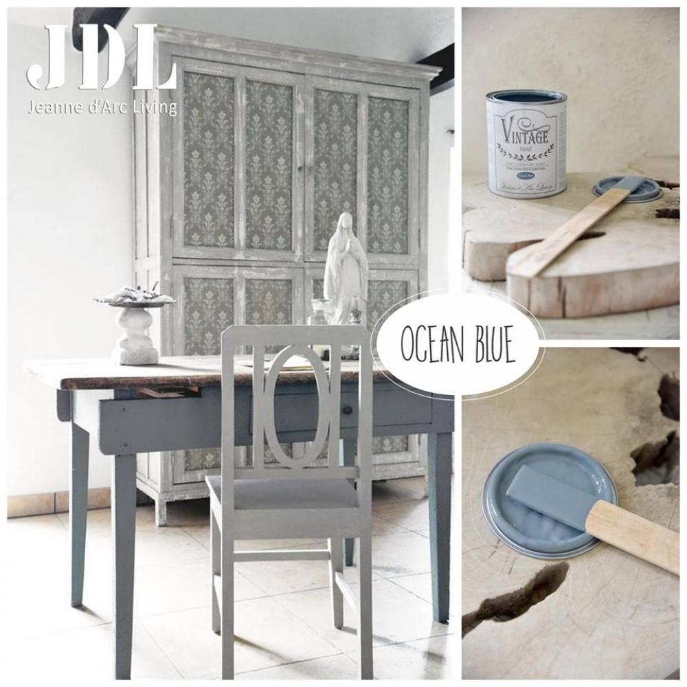 Ocean Blue Vintagepaint-33
