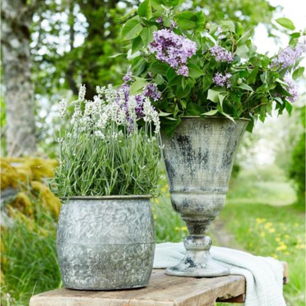 Pokal Vase i Metal-33