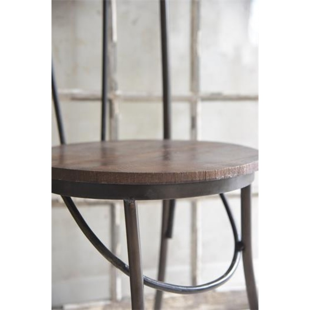 Spisebords Stol Antik Look Serien-31