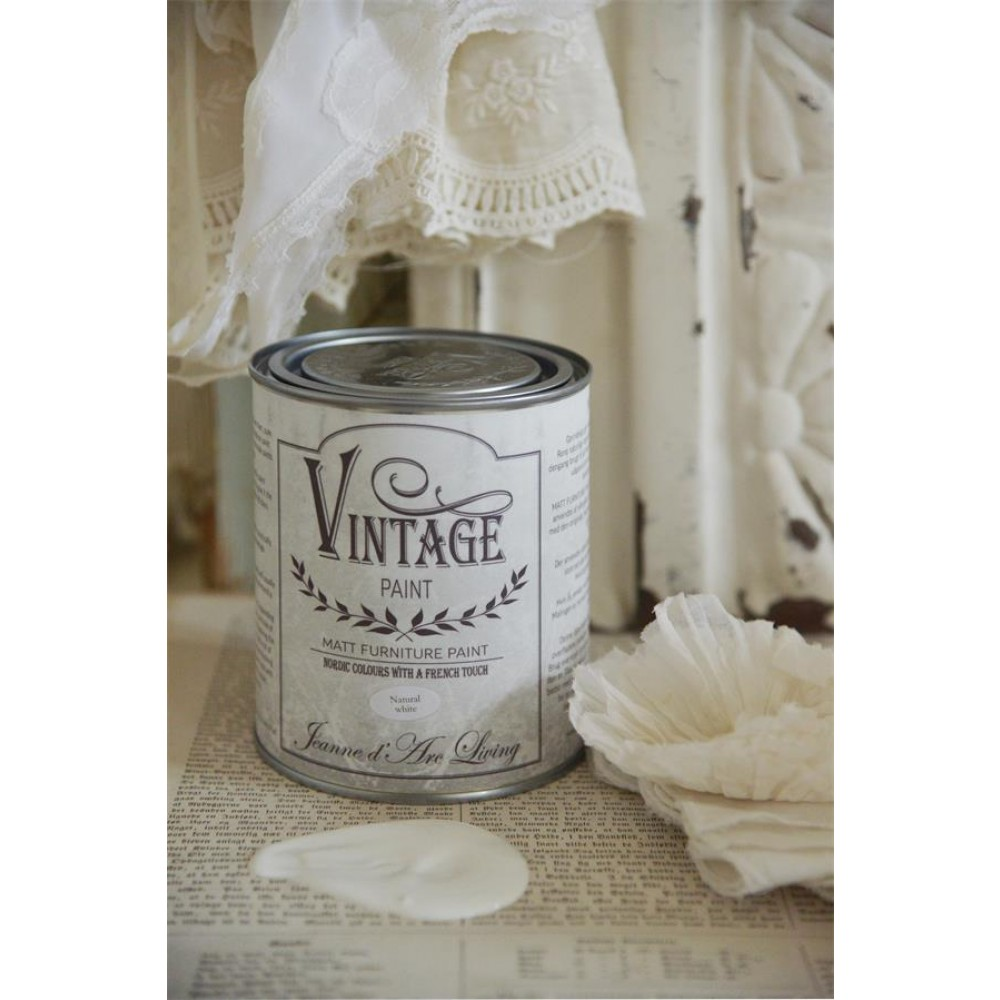 Natural White Vintagepaint-34