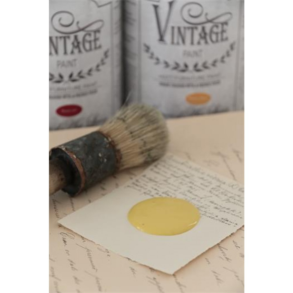 Warm Yellow Vintagepaint-32