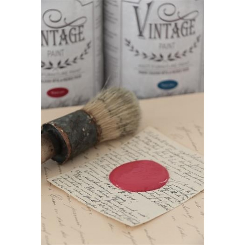 Warm Red Vintagepaint-32