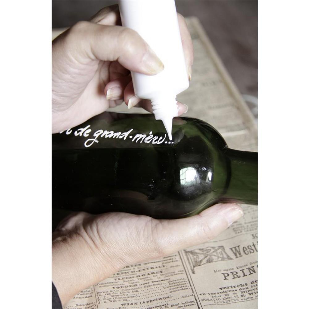 Vintagepaint Skrive Flasker 2 stk.-33