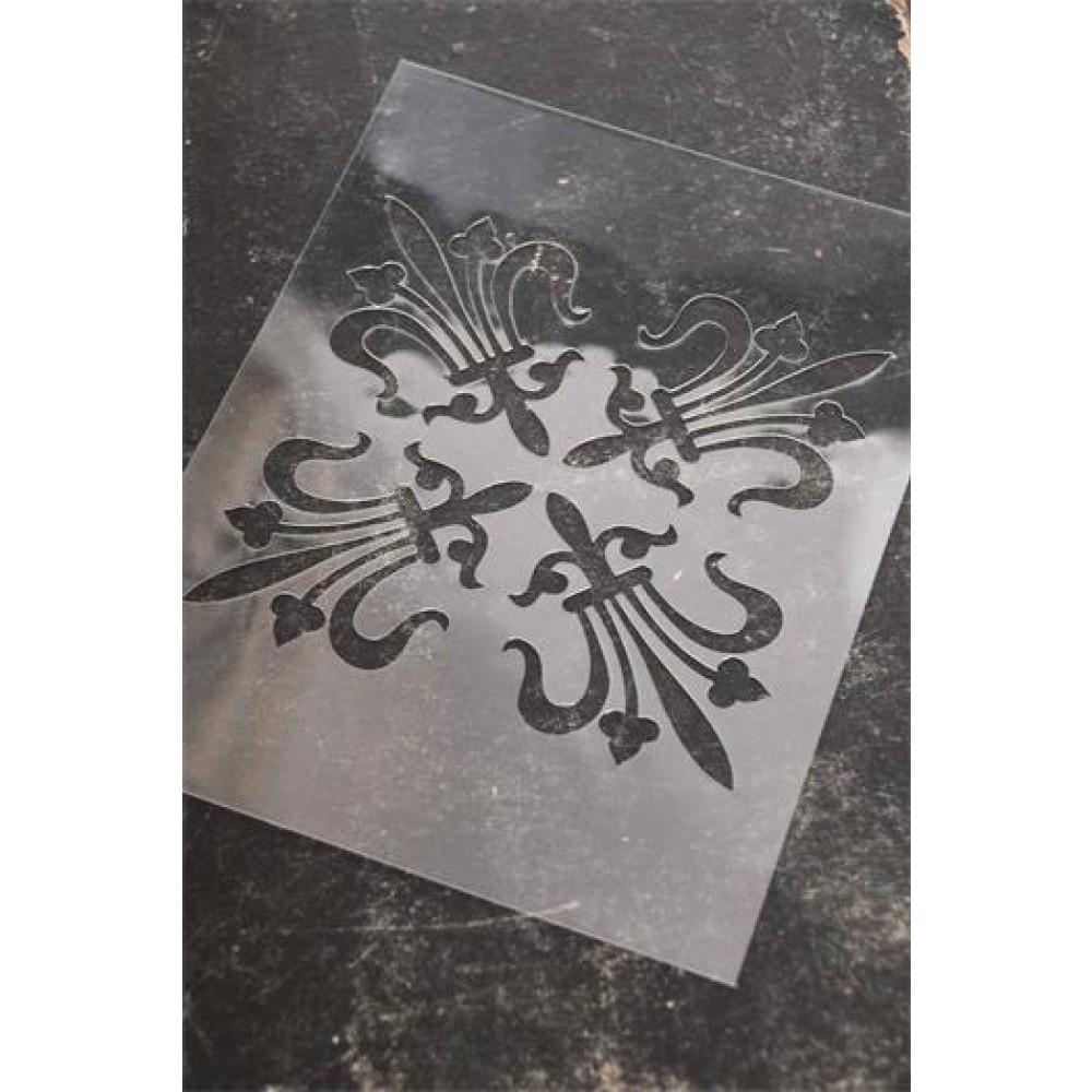 Stencil til Dekoration-31