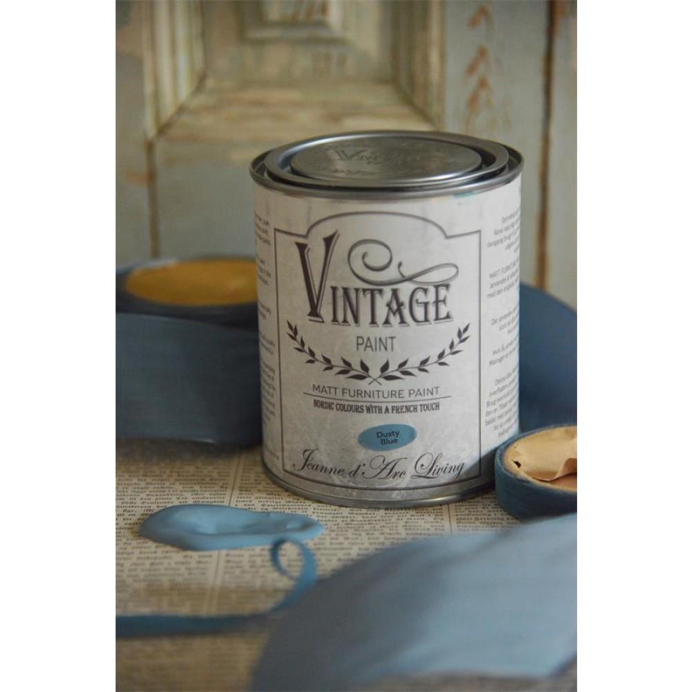 Dusty Blue Vintagepaint-32