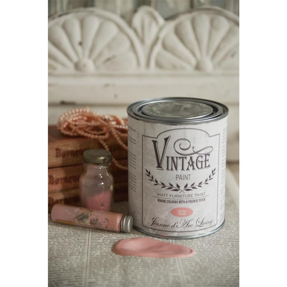 Dusty Rose Vintagepaint-31