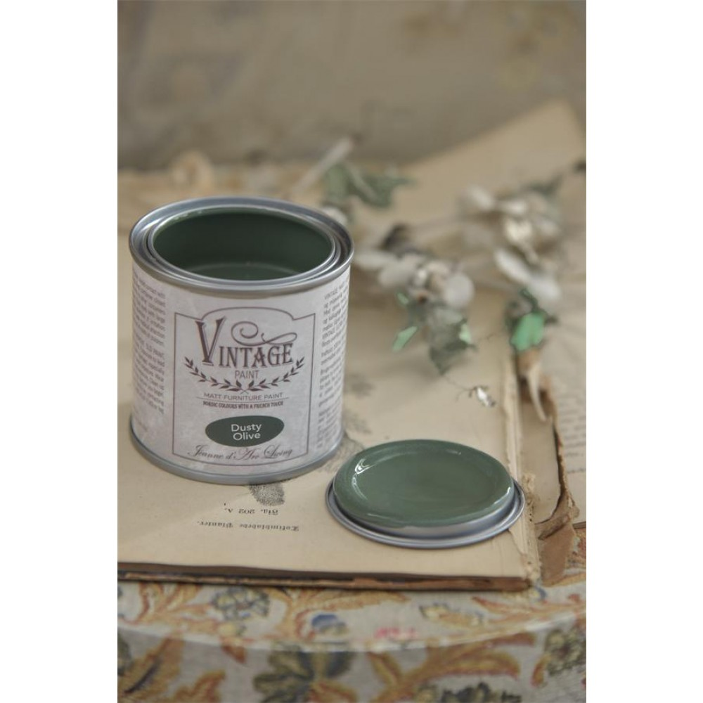 Dusty Olive Vintagepaint-31