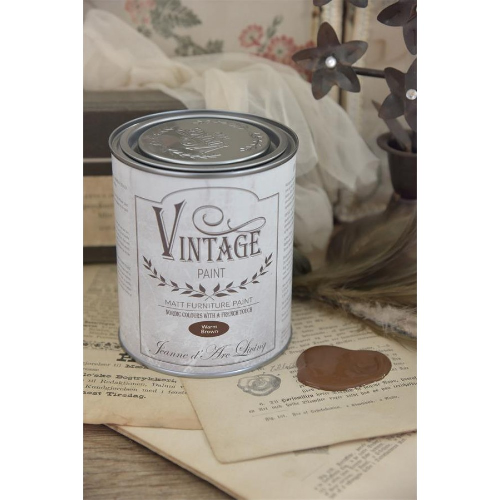 Warm Brown Vintagepaint-33