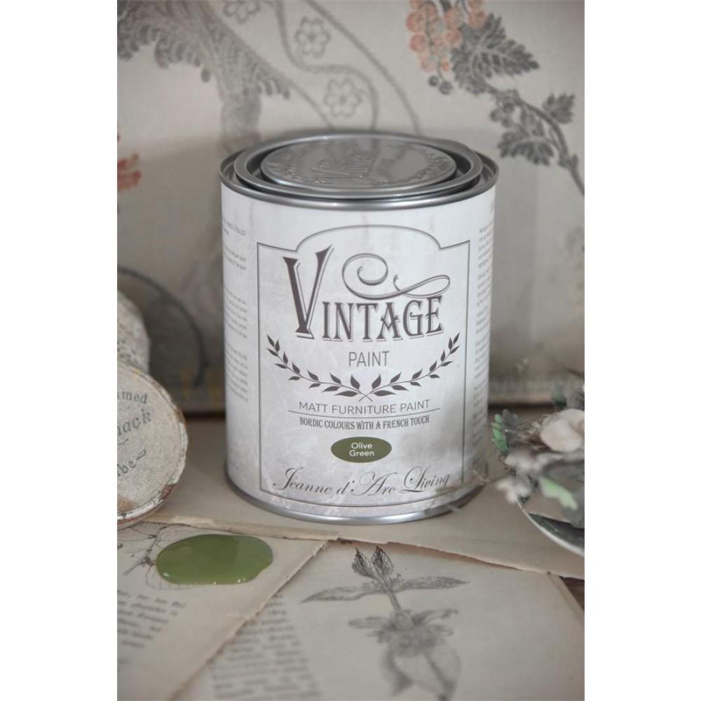 Olive Green Vintagepaint-33