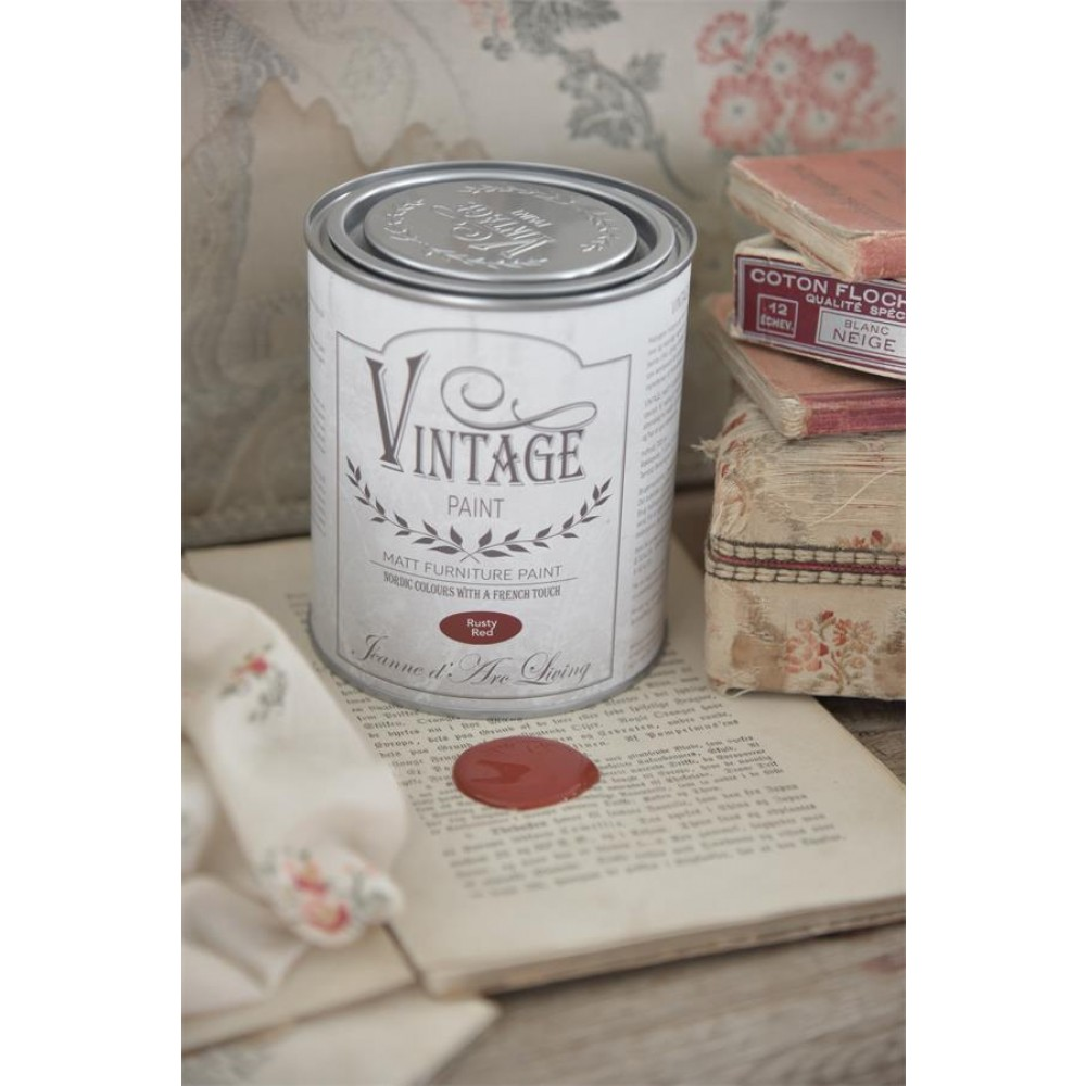 Rusty Red Vintagepaint-32