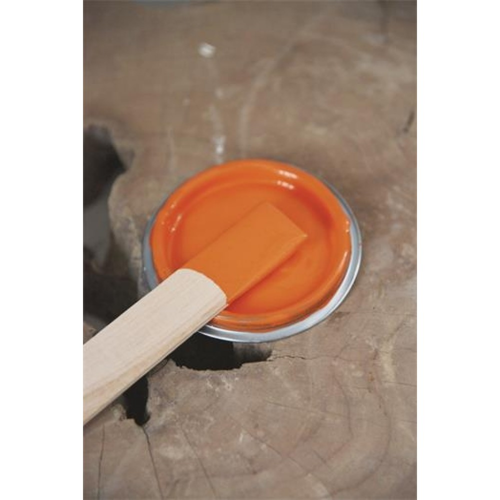 Bright Orange Vintagepaint-31