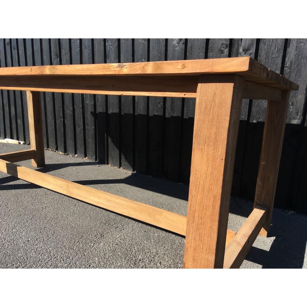 Teaktræs Plankebord-36