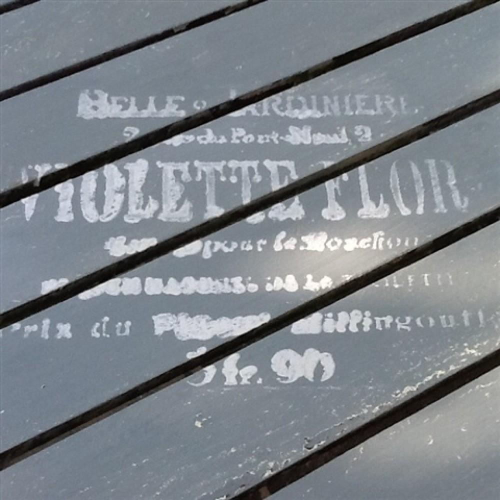 Stencil Med Skrift-34