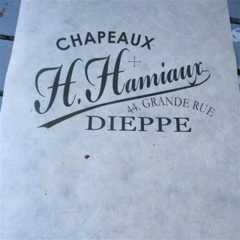 Møbel Dekoration Fransk Tekst-31