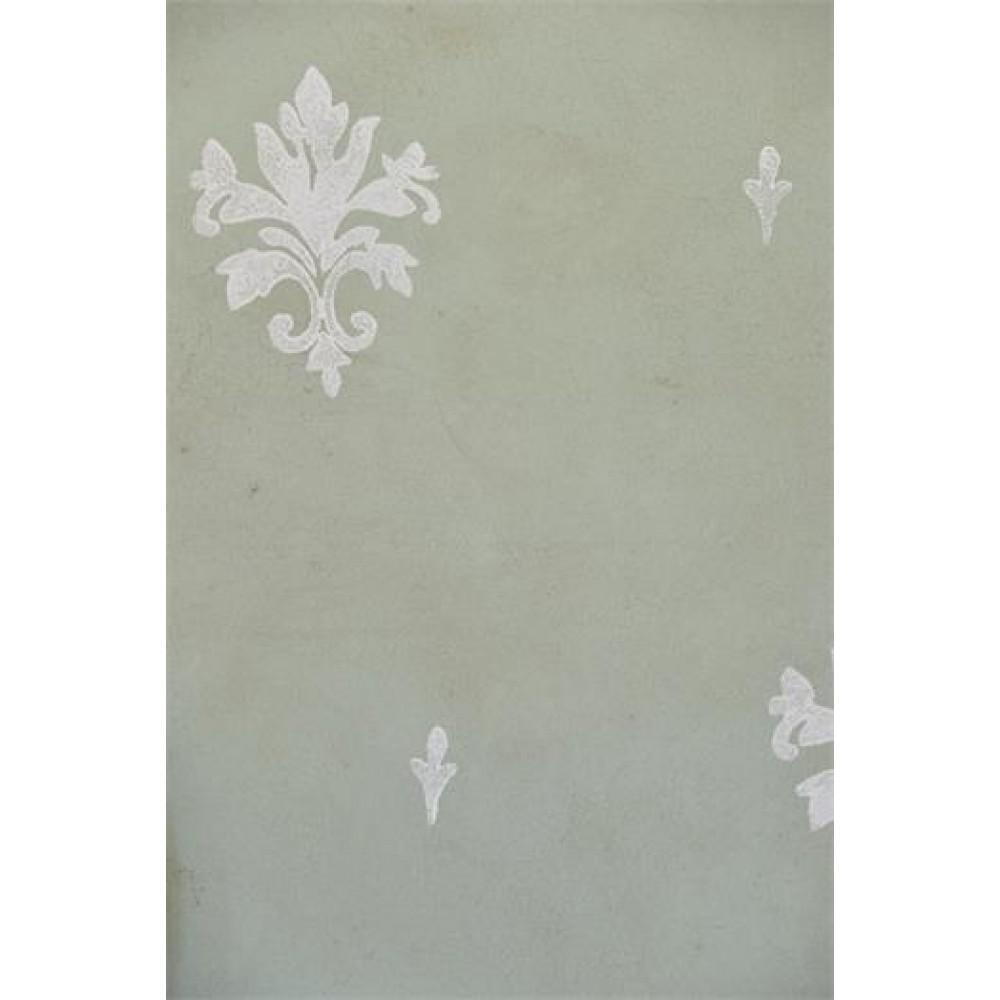 Stencilsvamp Blomst-33