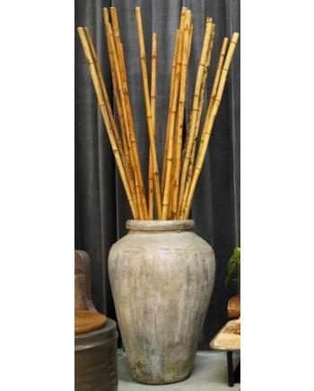 Lange Dekorative Bambus Rør-20