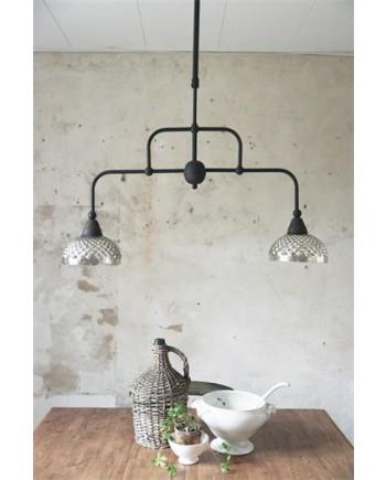 Hængelampe Dobbelt-20