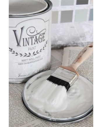 Pearl Grey Vintage Wall Paint-20