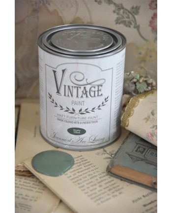 Dusty Olive Vintagepaint-20