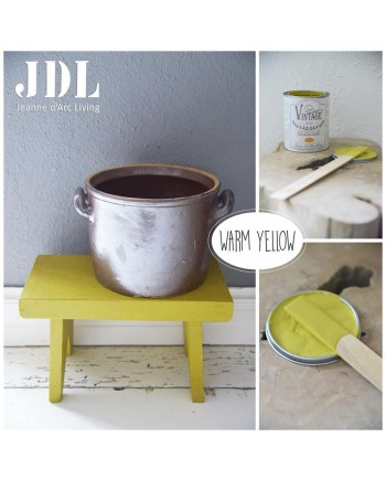 Warm Yellow Vintagepaint