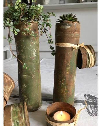 Gamle Cylinder i Jern