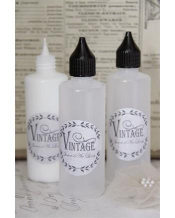 Vintagepaint Skrive Flasker 2 stk.