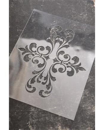 Stencil til Dekoration