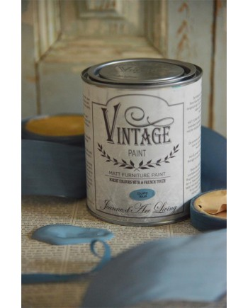 Dusty Blue Vintagepaint