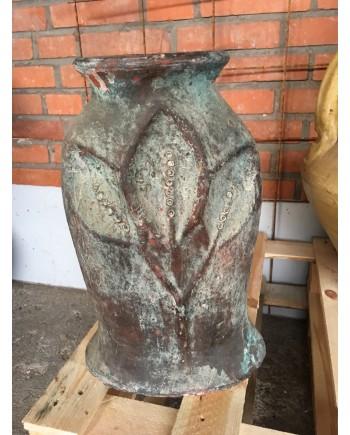 Gulv Krukker/Vaser med Blomst Motiv