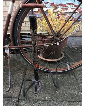 Gammel Retro Cykelpumpe