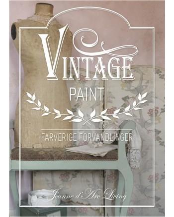 Vintagepaint Inspiration Farverige Forvandlinger