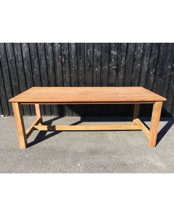 Teaktræs Plankebord