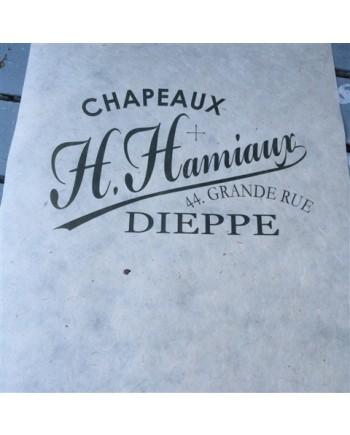 Møbel Dekoration Fransk Tekst