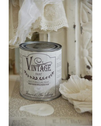 Natural White Vintagepaint Wall Paint